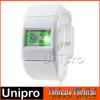 new products 2014 Unisex Digital Multi-Functional Rubber Band smart Wrist Watch