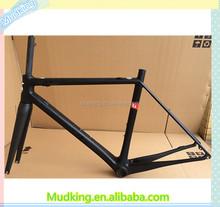 Full Carbon Road Bike R5 Frame 700c Bicycle Road Frameset Carbon Racing Bike Frames China