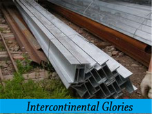 Laminados a quente h aço ferro vigas usado em estruturais