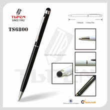touch stylus ball pen with logo