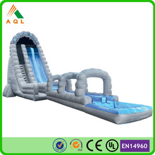 Exciting amusement game giant used commercial water slides/ water park slides for sale