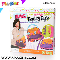 Kids Craft DIY Knotting Bag Kits