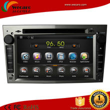 100% Pure Android 4.4 car radio dvd gps navigation for Opel Astra H Wifi 3G Radio Capacitive Dual Core A9 1.6G
