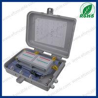 Ip 65 Outdoor and Indoor fiber optic PLC splitter box