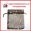 Custom Design Jewelry Packing Drawable Organza Bags /Gift Bags & Pouches