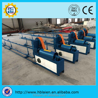 Stainless steel wire straightening and cutting machine low price