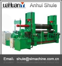 w11S 14mm 2500mm iron sheet rolling machine