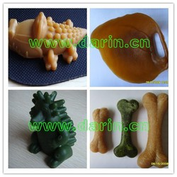 Injection Moulded Machine for dog loves Rice Bone