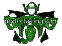 ABS Plastic motorcycle scooter frame/fairing kits/body parts for KAWASAKI ZX-6R 98-02