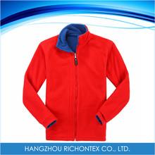 China wholesale custom fleece lined denim jacket