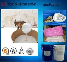 RTV2 liquid silicone rubber GRC Mold making
