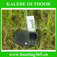 Remote bird sound caller hunting equipment CP360B animal game calls