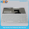 For Sony VPC-EH EH series laptop keyboard with frame, US/RU/IT/LA