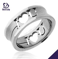 2015 cheap price jewelry 316l stainless steel pearl ring mountings