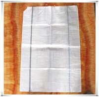 Low price woven sandbags, building used green woven geotextile sandbags
