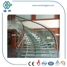 high quality laminated glass for sale laminated safety balustrade glass bulletproof glass for sale used