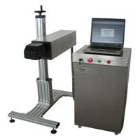 Leadjet C Series laser marking machine for almost all of non-metallic materials