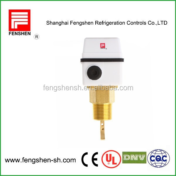 Refrigeration system water paddle pump flow switch buy