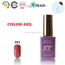 Super Shining UV gel polish for beauty high quality salon polish gel