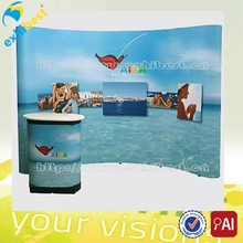 High Quality Materials Pop Up Display Booth
