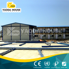 Chinese high quality light steel structure mobile office