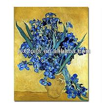 gran flor pinturas al óleo