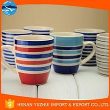 buy direct from china factory cheap stonerware mugs
