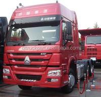 Chinese Sinotruk Howo heavy duty truck