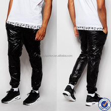 wholesale clothing company men skinny jogger pants with low MOQ