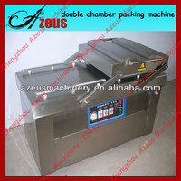 AZS-DZ5002S nitrogen filling vacuum baked meat packing machine 0086-150 9343 2115