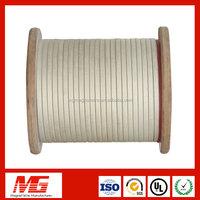 Factory Price Transformer Class 180 Fiber Glass Coated Wire