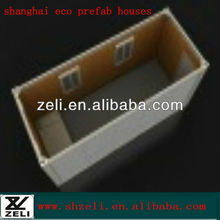 shanghai eco prefab houses