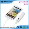 2014 Best seller usb universal portable power bank for cell phone