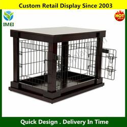 Indoor Wooden Wire Pet House YM1-626