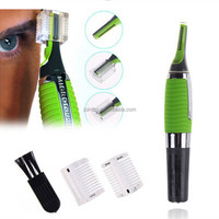 Men's facial hair trimmer mini electric nose and ear hair trimmer for men