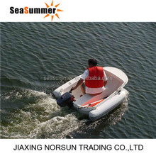 Hot sale DT160W Fiberglass Fishing Boat with low prices