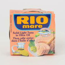 RIO MARE TUNA IN OIL