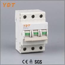 YDT mini circuit breaker accessories, orange circuit breaker, transformer isolator switch