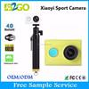 Xiaoyi Sports Camera Xiaomi yi WiFi Action Mi Sport Camera 16MP 60FPS WIFI Ambarella Bluetooth 4.0 Waterproof Smart Cam