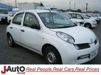 2006 Nissan March AK12 Compact Used Car