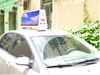 Hot sale wireless P5 led taxi roof advertising sign display module\taxi led screen panel