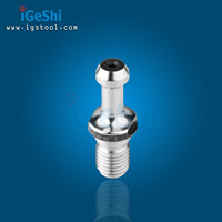 CNC precision CAT40 BT40 pull stud with high quality
