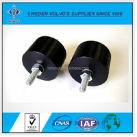 Generators anti vibration mounts of rubber bounded metal made in China