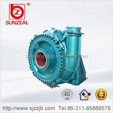Sand and Gravel Dredging Pump used in Suction Gold Dredging Dredger