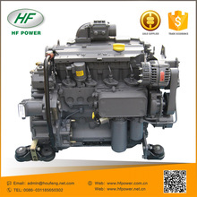 BF4M2012 four cylinder water cooled diesel engine deutz