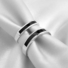 Fashion Charm 2015 Wedding Gift Europe and America Jewelry 925 Silver Lover Couples Rings
