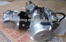 Mini motor de la motocicleta 100CC monocilíndrico