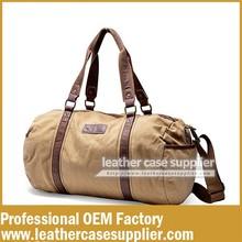 Professional Manufacturer Waterproof Travel Canvas Duffle Bag