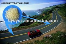 C5 Hydrocarbon Resin for hot melt road marking paint