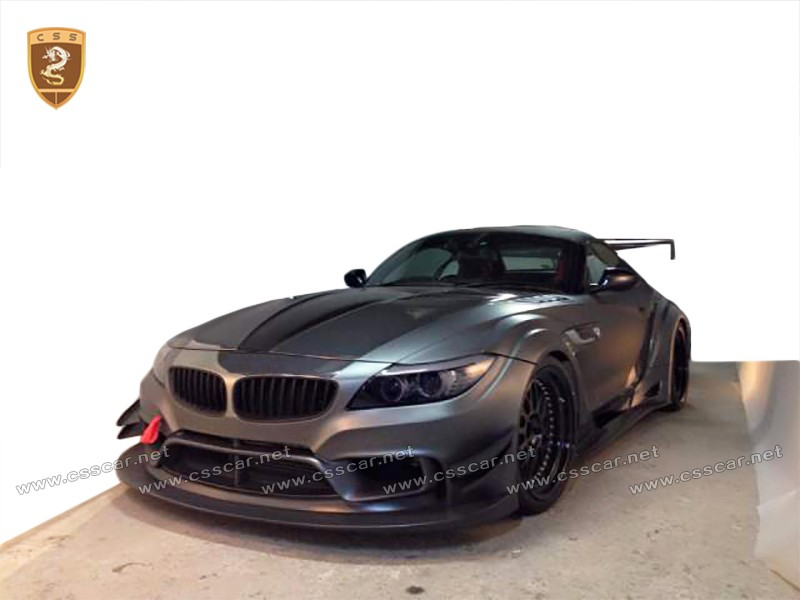 Frp Body Kits Bumper Vari Wide Body Kits For Bmw Z4 E89